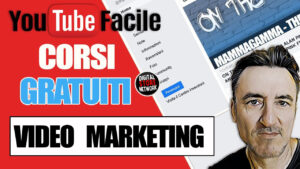 CORSI DI VIDEO MARKETING